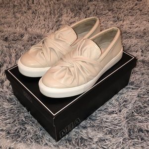 MIA Blush Pink Zoe Sneakers